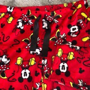 Other - Disney pj bottoms. Mickey Mouse. 2XL.